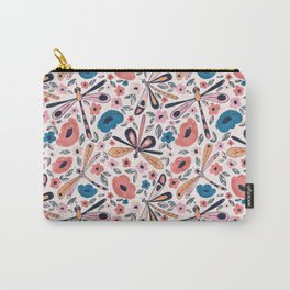 Princes Dragonfly Carry-All Pouch