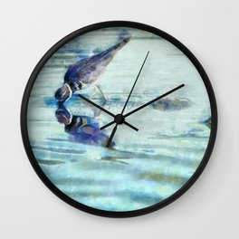 Kildeer Wall Clock