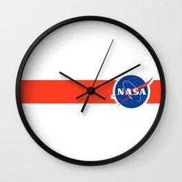 NASA Insignia Wall Clock