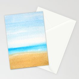 Just the Ocean and I Stationery Cards