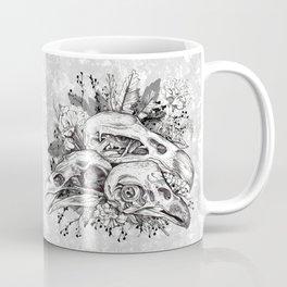 Skull Pile Coffee Mug