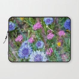 Cornflower Party Laptop Sleeve