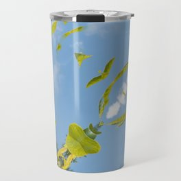 Franklinia Alatmaha and Sky Travel Mug