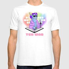 372 Pages - Tek War Llamacorn T-shirt
