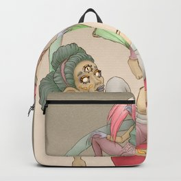 Demon Girls Cocktail Backpack
