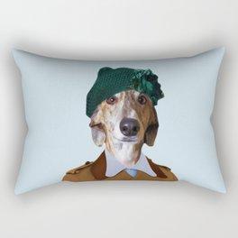 Monsieur Gastone Rectangular Pillow