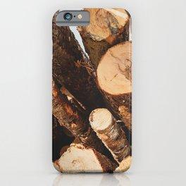Cut Stack Haul iPhone Case
