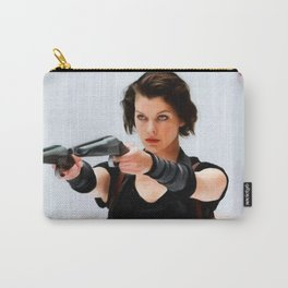 Milla Jovovich @ Resident Evil Carry-All Pouch