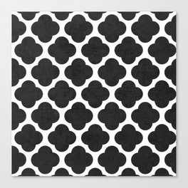 black clover Canvas Print