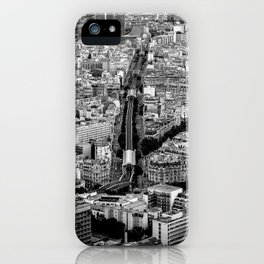 Go with the flow! iPhone Case
