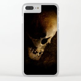 When you nightmares come Clear iPhone Case