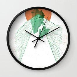3Lives - Stone Wall Clock