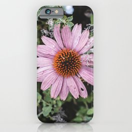 Fading Flower iPhone Case