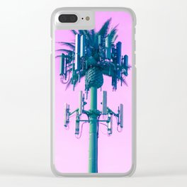 Tower #16 Clear iPhone Case