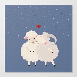 Sheep Series [SS 01] Canvas Print