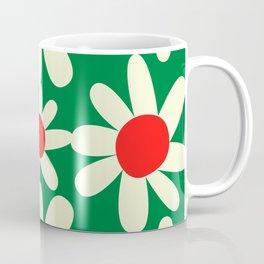 Holiday Floral Pattern Vintage by Christie Olstad Coffee Mug
