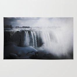 waterfall mist Rug