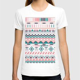 winter ethnic T-shirt