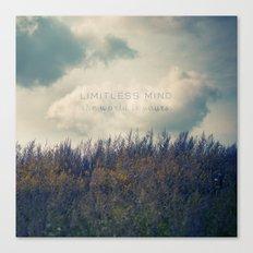 Limitless Mind Canvas Print