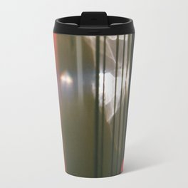 Through the Looking Glass Travel Mug