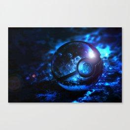 waterbender ball Canvas Print