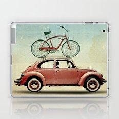 Bike Rack Laptop & iPad Skin