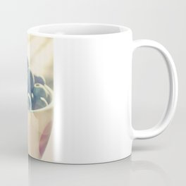 Summertime means blueberries Coffee Mug