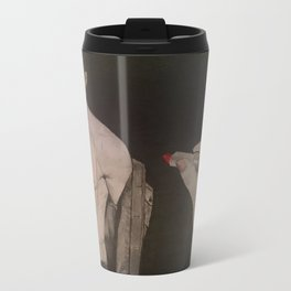 """lipstick"" Christian Grey - Fifty Shades Darker Travel Mug"