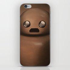 Herb the Portraitbot iPhone & iPod Skin