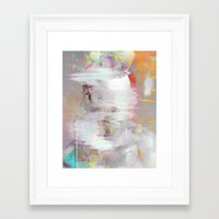 tchmo Framed Art Prints featuring Untitled 20140514e by tchmo