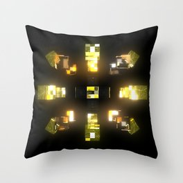 My Cubed Mind: Frame 172 Throw Pillow