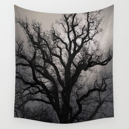 November Mood Wall Tapestry