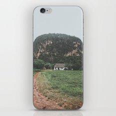Cuba iPhone & iPod Skin