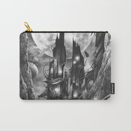 City in the far future Carry-All Pouch