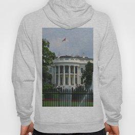 South Portico of the White House Washington DC Hoody