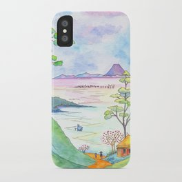 A Japanese Sight iPhone Case