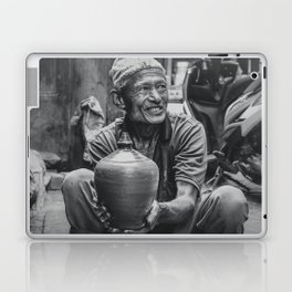 The Locals of Kathmandu City 001 Laptop & iPad Skin