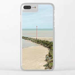 Like a destiny already traced. Clear iPhone Case