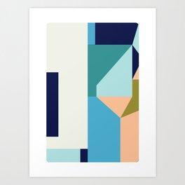 color study 2 Art Print