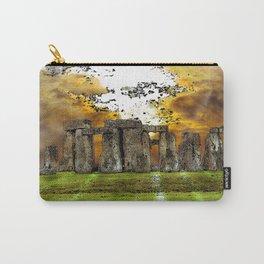 Henge at Sunsleep - Stonehenge Carry-All Pouch