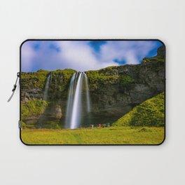 Summer at Seljalandsfoss - Iceland Laptop Sleeve