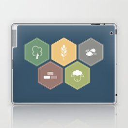 Economics Laptop & iPad Skin