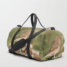 bird mannequin 2 Duffle Bag