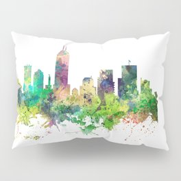 Indiana, Indianapolis Skyline SP Pillow Sham