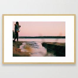 Killbear Park Framed Art Print