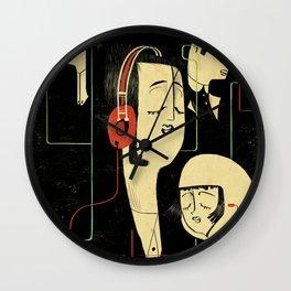 乐 Music Lovers / Vintage Wall Clock