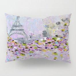 Spring in Paris # 2 Pillow Sham