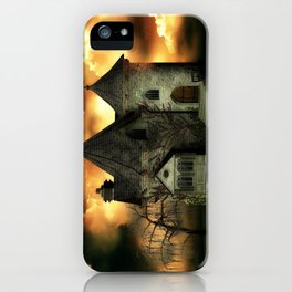 Stranded Manor iPhone Case