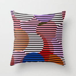 shading the day Throw Pillow