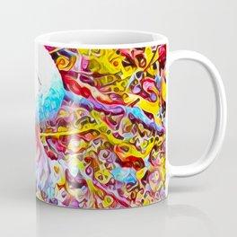 Mushroom Painting Coffee Mug
